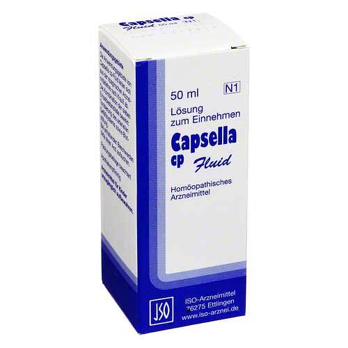 Capsella CP. Fluid - 1