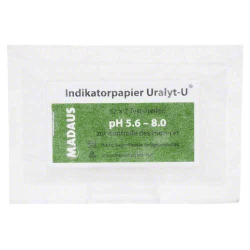Uralyt U Indikatorpapier - 1