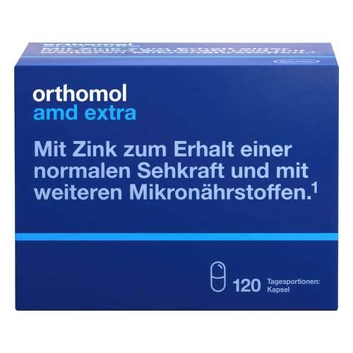 Orthomol AMD extra Kapseln - 1