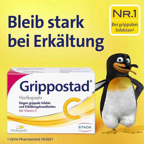 Grippostad C Hartkapseln - 2