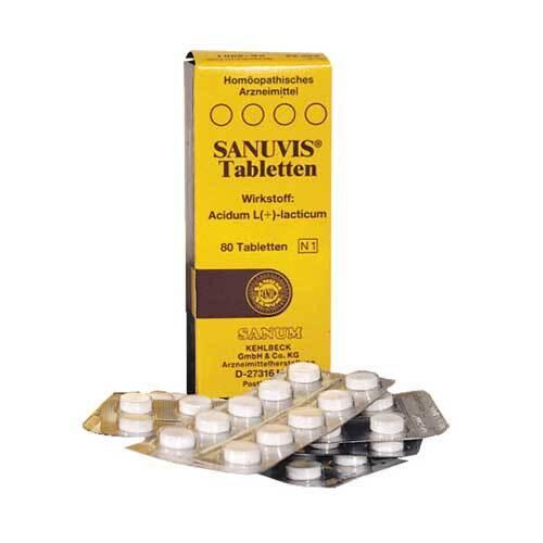 Sanuvis Tabletten - 1