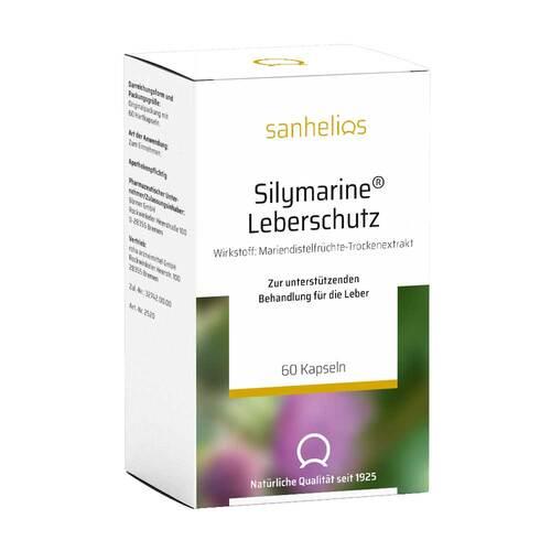 Silymarine Leberschutz Kapseln - 1