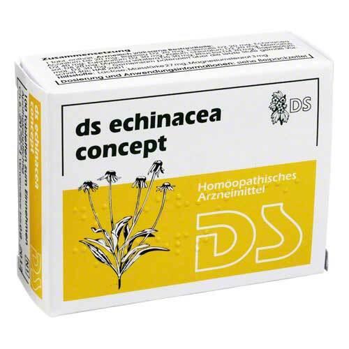 DS Echinacea Concept Tabletten - 1
