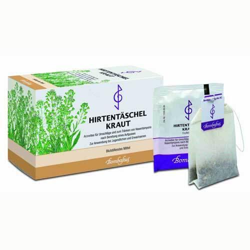Hirtentäschelkraut Filterbeutel - 1