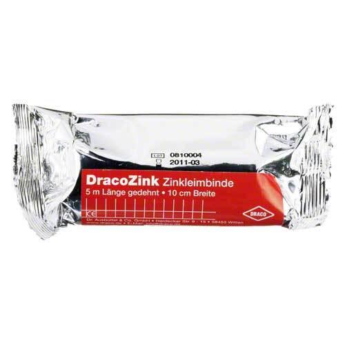 Zinkleimbinde Dracozink 10cm - 1
