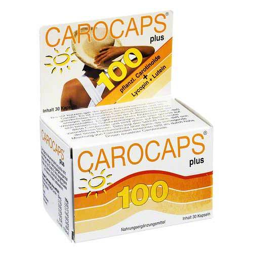 Carocaps 100 Plus Kapseln - 1