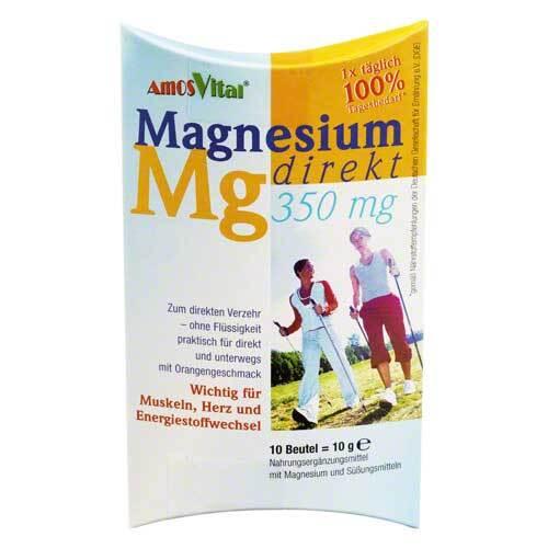 Magnesium Direkt 350 mg Beut - 1