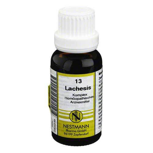 Lachesis Komplex Nr. 13 Dilution - 1