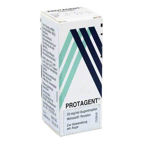 Protagent Augentropfen - 1