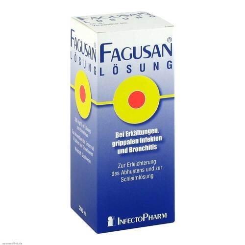 Fagusan Lösung - 1