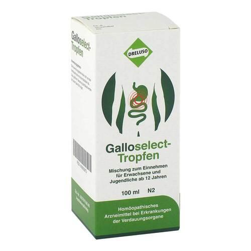 Galloselect Tropfen - 1