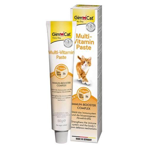 Gimpet Multi-Vitamin Paste Plus mit Tgos für Katzen - 1