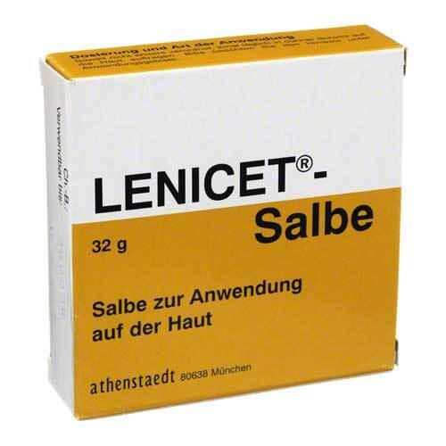 Lenicet Salbe - 1