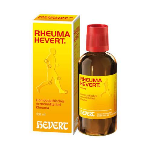 Rheuma Hevert Tropfen - 1