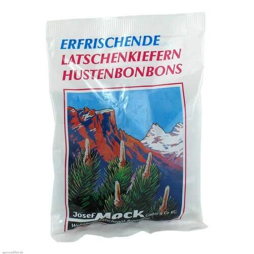 Latschenkiefer Hustenbonbons - 1