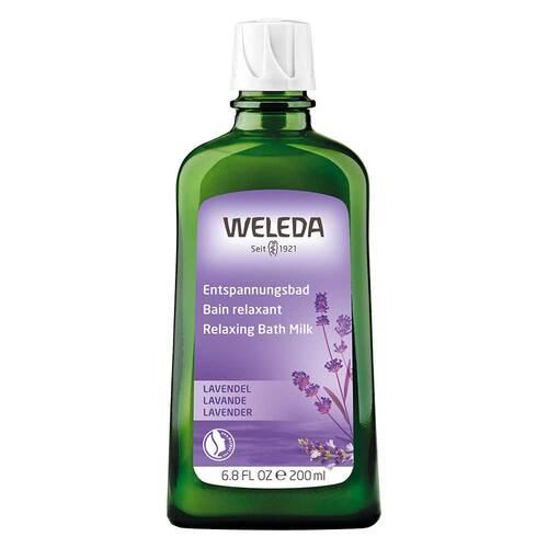 Weleda Lavendel Entspannungsbad - 2