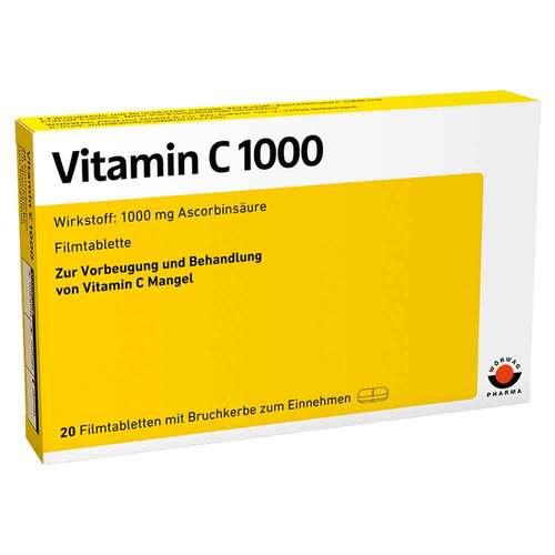 Vitamin C 1000 Filmtabletten - 1