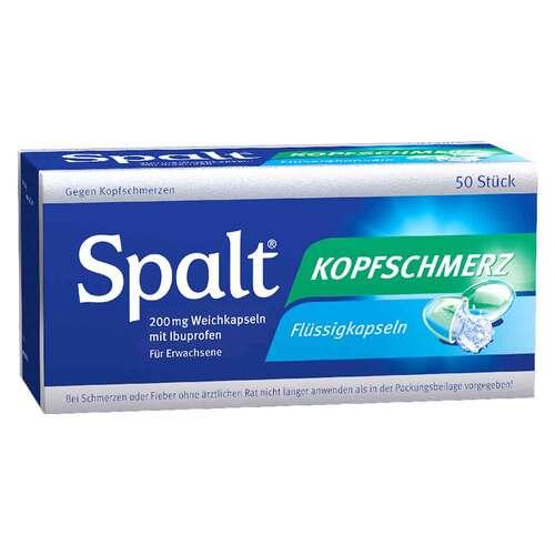 Spalt Kopfschmerz Weichkapseln - 1