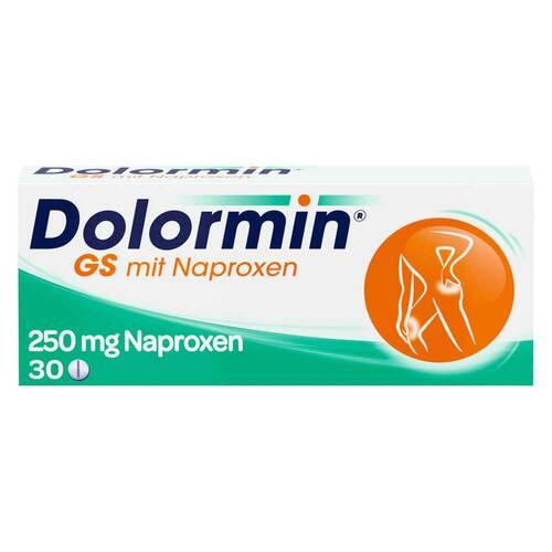 Dolormin GS mit Naproxen Tabletten - 1