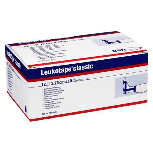 Leukotape Classic 10mx3,75cm blau - 1