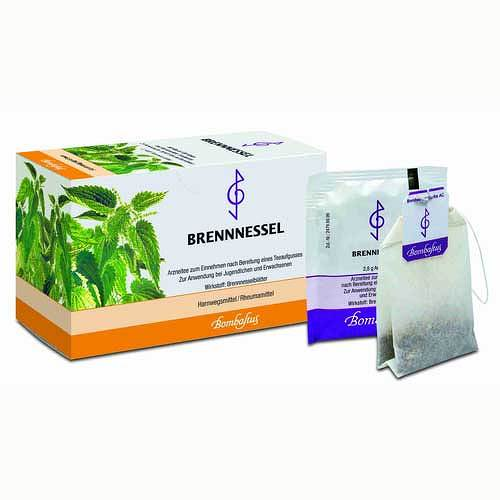 Brennnessel Tee Filterbeutel - 1