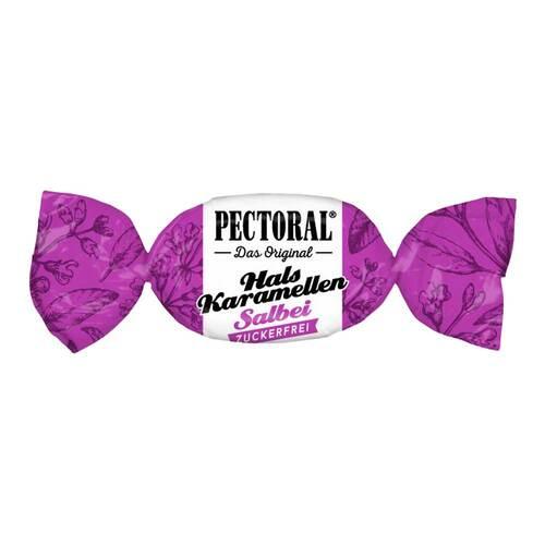 Pectoral Salbei Bonbons zuck - 3