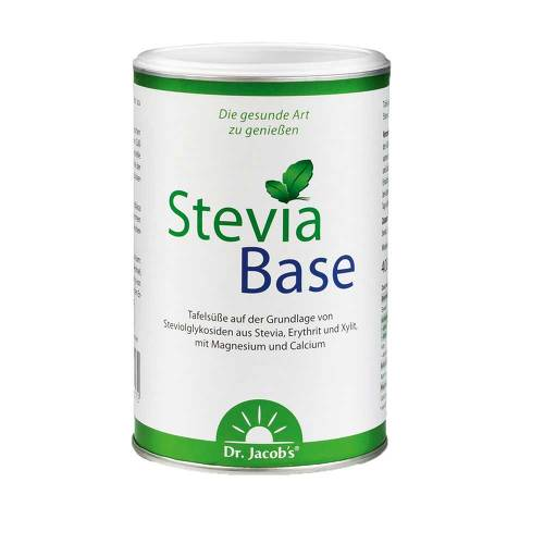 Steviabase Dr. Jacob`s Pulver - 1