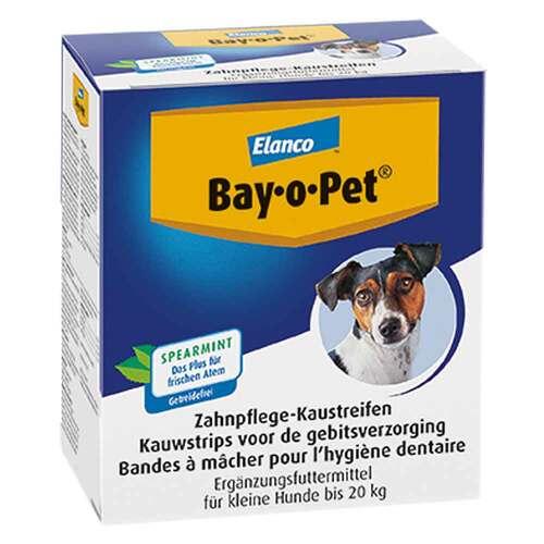 Bay O PET Zahnpflaster Kaustreifen für kleine Hunde - 1