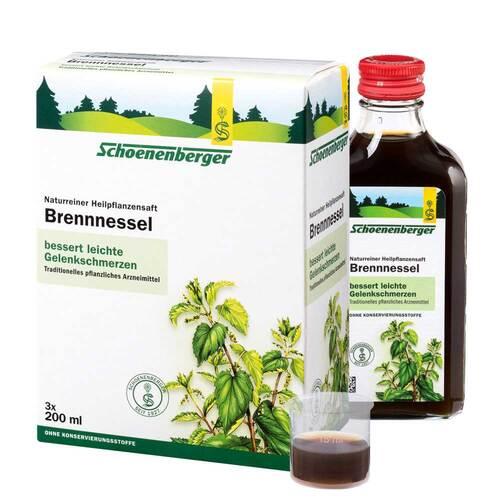 Brennesselsaft Schoenenberger - 1