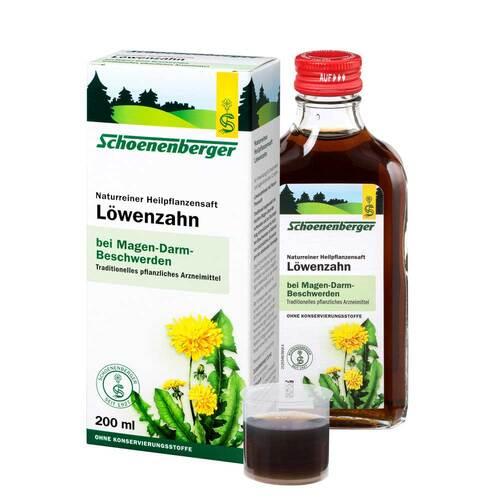 Löwenzahn Saft Schoenenberger - 1