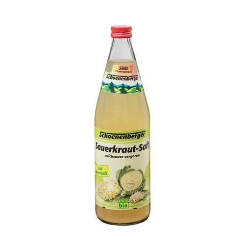 Sauerkraut Saft Bio Schoenenberger - 1