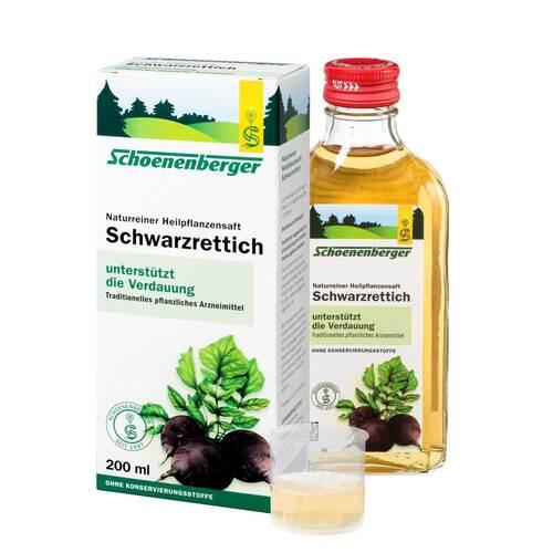 Schwarzrettich Saft Schoenenberger - 1