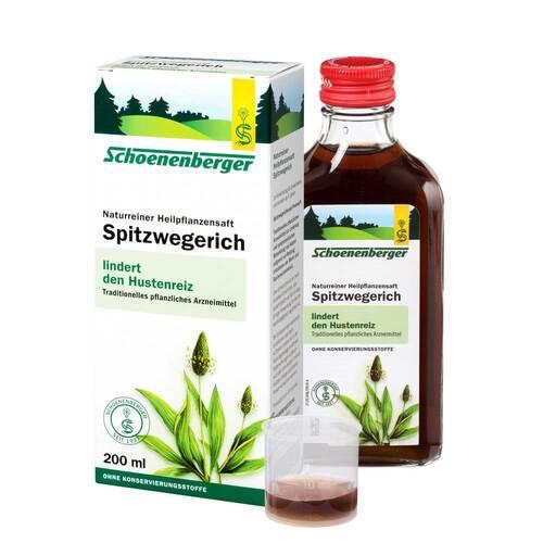 Spitzwegerichsaft Schoenenberger - 1