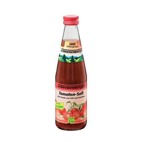 Tomaten Saft Bio Schoenenberger - 1