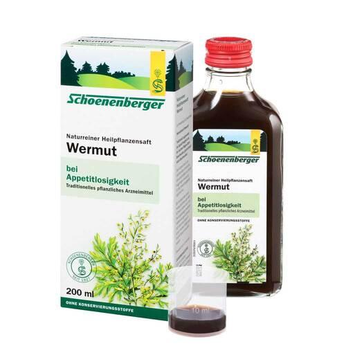 Wermutsaft Schoenenberger - 1