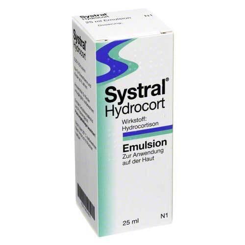 Systral Hydrocort Emulsion - 1