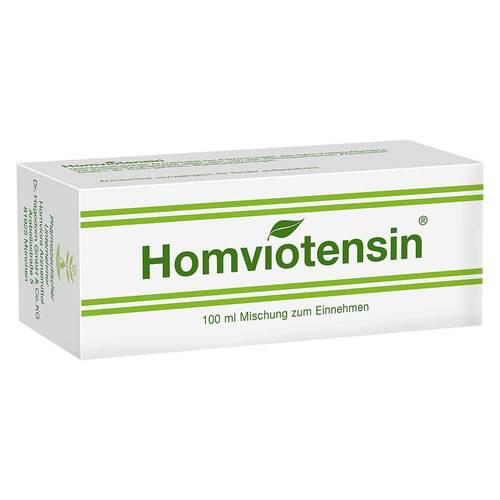 Homviotensin Tropfen zum Einnehmen - 1