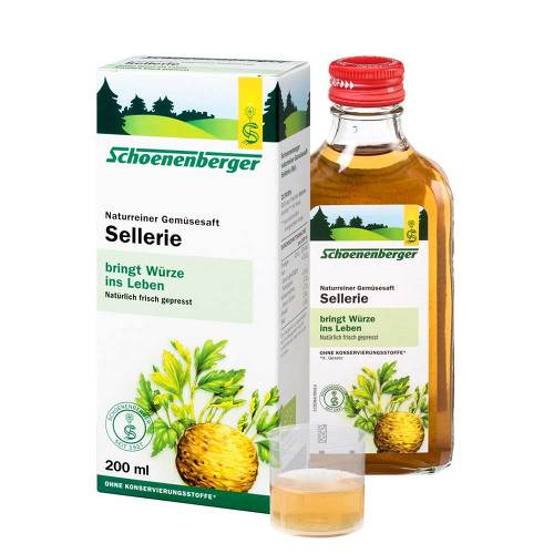 Sellerie Saft Schoenenberger - 1
