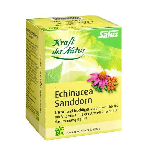Echinacea Sanddorn Tee Kraft der Natur Salus Fi.B. - 1