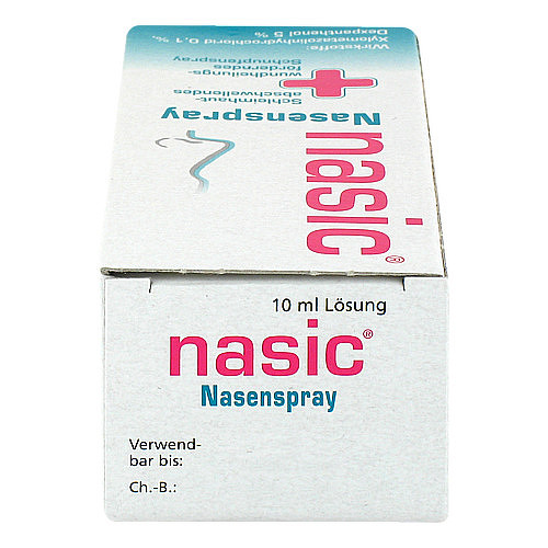 Nasic Nasenspray - 4