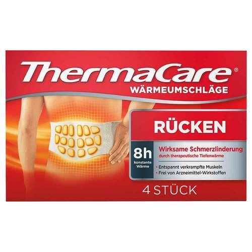 Thermacare Rückenumschläge S-XL zur Schmerzlinderung - 1