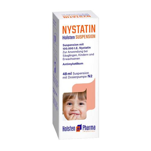 Nystatin Holsten Suspension - 1
