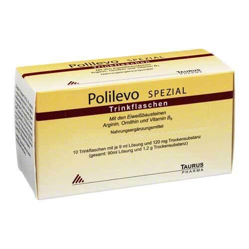 Polilevo spezial Trinkflasch - 1
