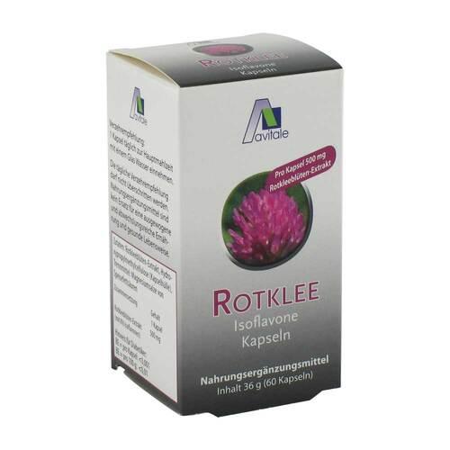 Rotklee Kapseln 500 mg - 1