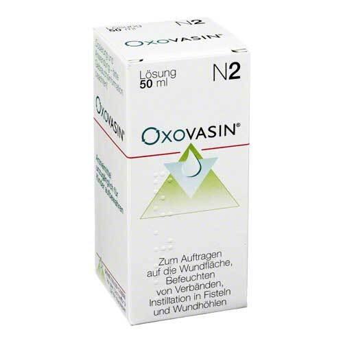 Oxovasin Lösung - 1