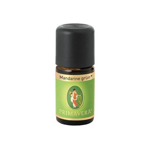 Mandarine Öl grün ätherisch bio - 1