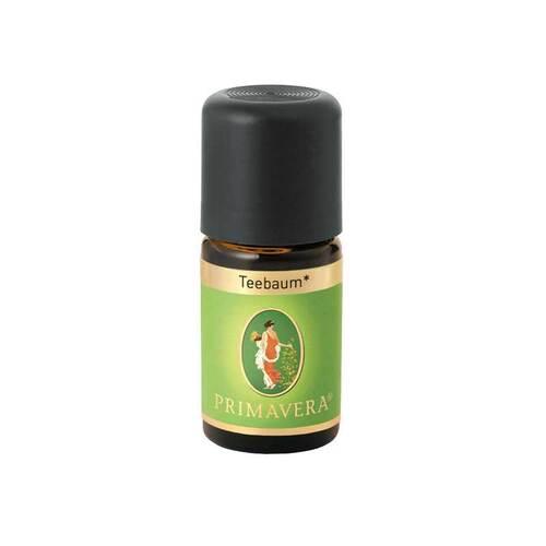Teebaum Öl ätherisch bio - 1