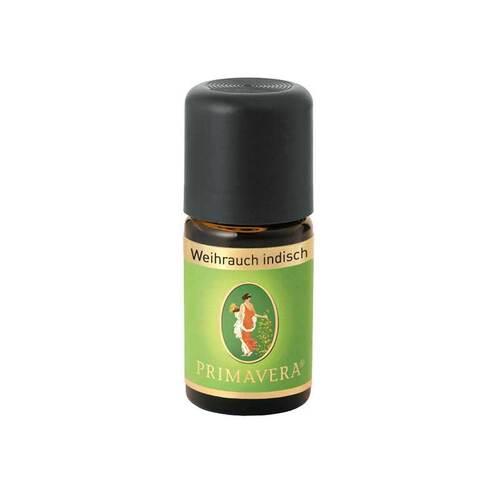 Weihrauch Öl indisch ätherisch bio - 1