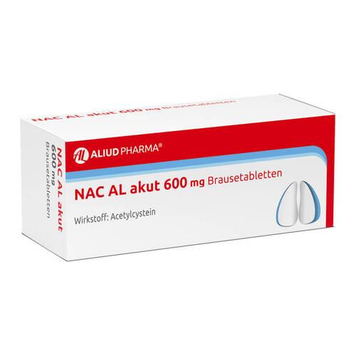 NAC AL akut 600 mg Brausetabletten - 1