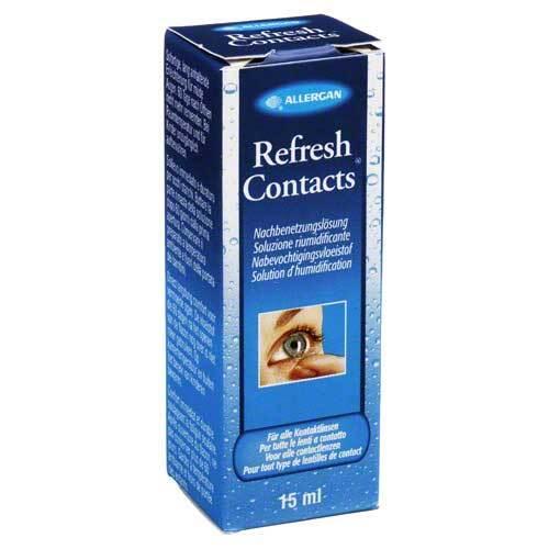 Refresh Contacts Augentropfen - 1